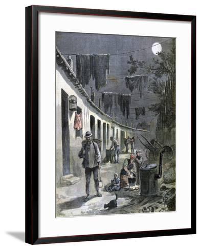 The Rag and Bone Man of Paris, 1892-Henri Meyer-Framed Art Print