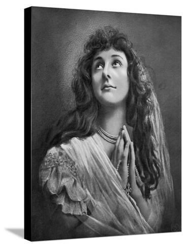 Devotion, 1902-1903-HO Klein-Stretched Canvas Print