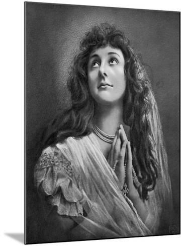 Devotion, 1902-1903-HO Klein-Mounted Giclee Print