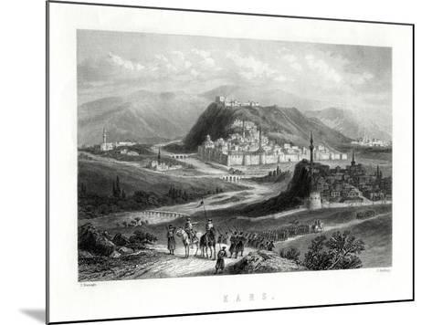 Kars, Turkey, 19th Century-J Godfrey-Mounted Giclee Print