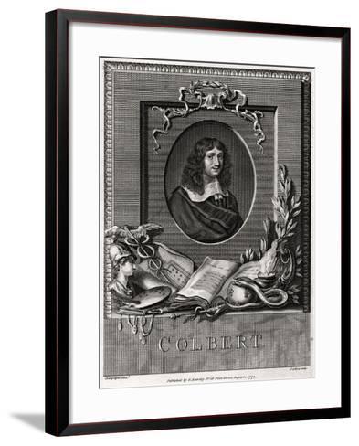 Colbert, 1774-J Collyer-Framed Art Print