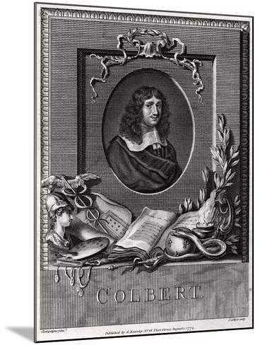 Colbert, 1774-J Collyer-Mounted Giclee Print