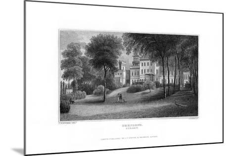 Deepdene, Dorking, Surrey, 1829-J Rogers-Mounted Giclee Print