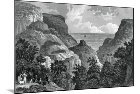 Danes Dyke, C19th Century-J Rogers-Mounted Giclee Print
