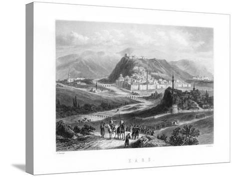 Kars, a City in Northeast Turkey, 1893-J Godfrey-Stretched Canvas Print