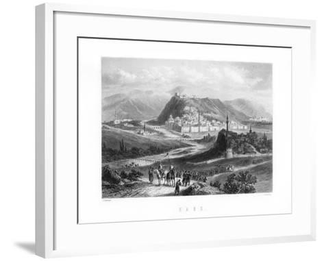 Kars, a City in Northeast Turkey, 1893-J Godfrey-Framed Art Print