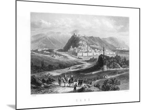 Kars, a City in Northeast Turkey, 1893-J Godfrey-Mounted Giclee Print