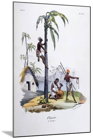 Chanar, 1828-Jean Henri Marlet-Mounted Giclee Print
