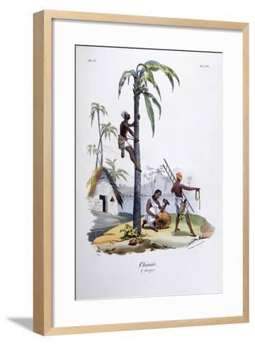 Chanar, 1828-Jean Henri Marlet-Framed Art Print