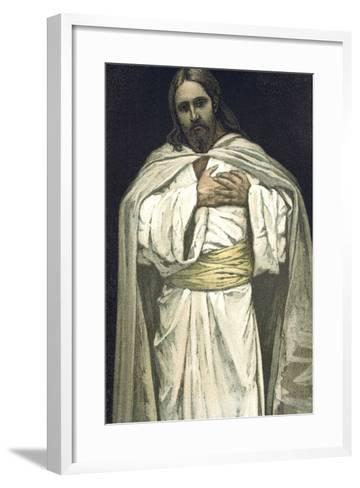 Our Lord Jesus Christ, C1897-James Jacques Joseph Tissot-Framed Art Print