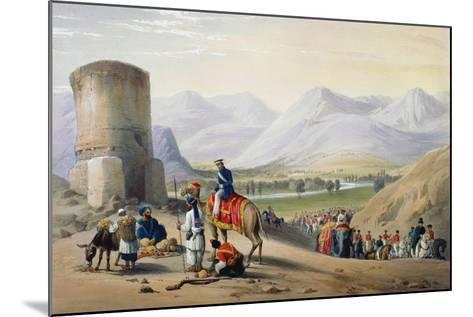 First Anglo-Afghan War 1838-1842-James Atkinson-Mounted Giclee Print