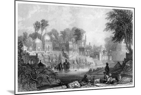 Shrine of Raiman Shah Doola, Elichpur-James Gardner-Mounted Giclee Print