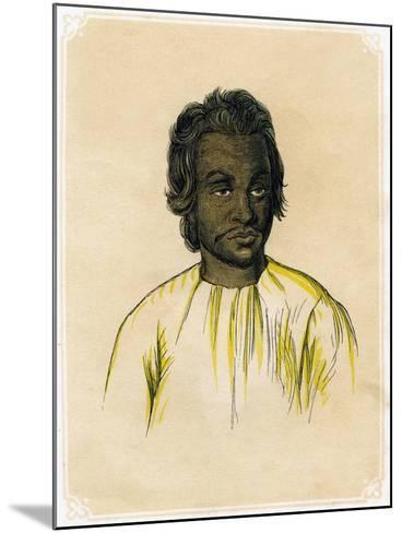The Malay, C1900-James Prichard-Mounted Giclee Print