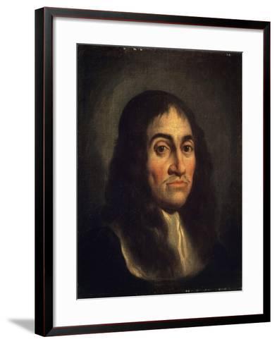 Portrait of Pierre-Paul Riquet Sieur De Caramon, 17th Century-Jean de Troy-Framed Art Print