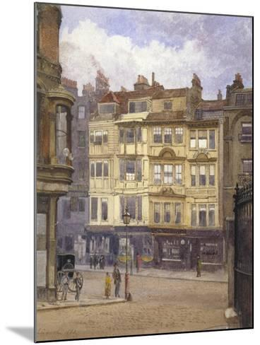 View of Nos 164-165 Strand, Westminster, London, 1880-John Crowther-Mounted Giclee Print