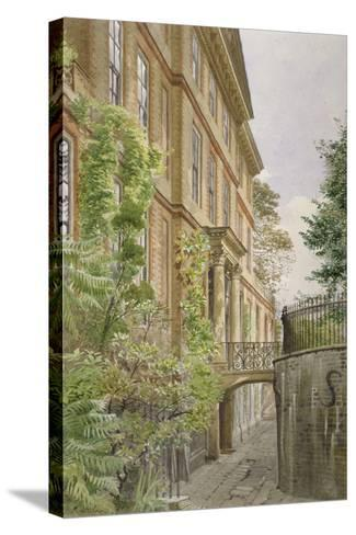 Wandsworth Manor House, St John's Hill, Wandsworth, London, 1887-John Crowther-Stretched Canvas Print