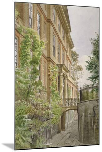 Wandsworth Manor House, St John's Hill, Wandsworth, London, 1887-John Crowther-Mounted Giclee Print