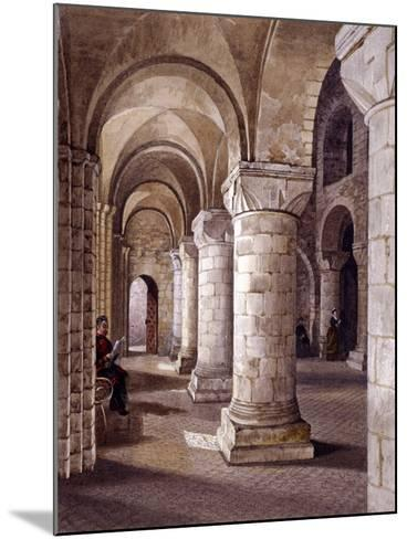 Tower of London, London, 1883-John Crowther-Mounted Giclee Print