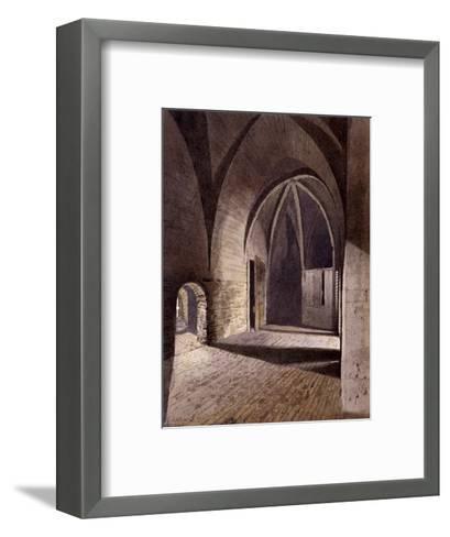 Tower of London, London, 1883-John Crowther-Framed Art Print