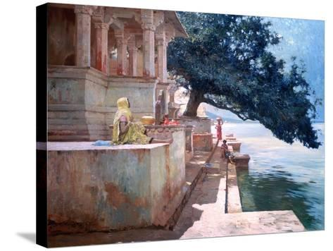 The Indies, C1899-1919-John Gleich-Stretched Canvas Print