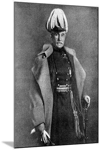 General Sir Horace Lockwood Smith-Dorrien, British Soldier, First World War, 1914-John Saint-Helier Lander-Mounted Giclee Print
