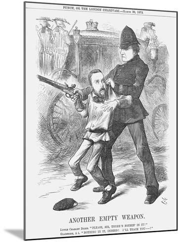 Another Empty Weapon, 1872-Joseph Swain-Mounted Giclee Print