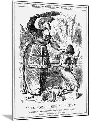 Nous Avons Changé Tout Cela!, 1878-Joseph Swain-Mounted Giclee Print
