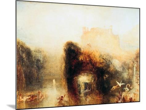 Queen Mab's Cave, 1846-J^ M^ W^ Turner-Mounted Giclee Print