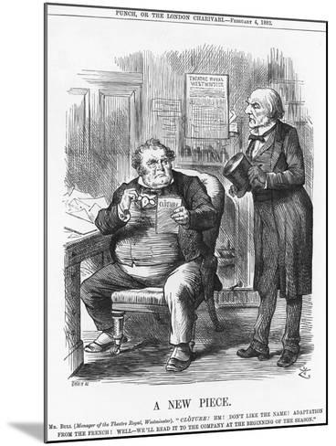 A New Piece, 1882-Joseph Swain-Mounted Giclee Print