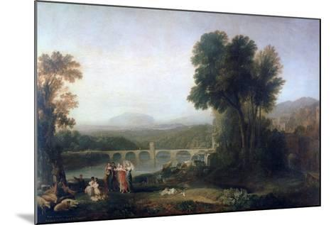 Apullia in Search of Appullus, C1814-J^ M^ W^ Turner-Mounted Giclee Print
