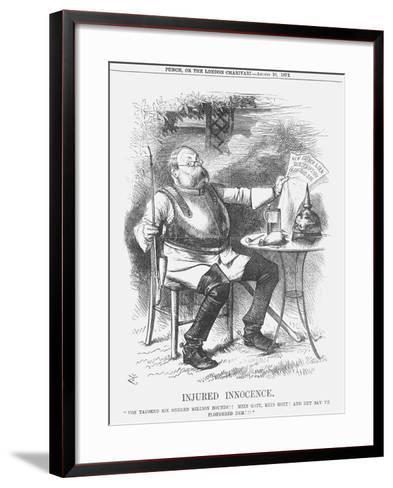 Injured Innocence, 1872-Joseph Swain-Framed Art Print