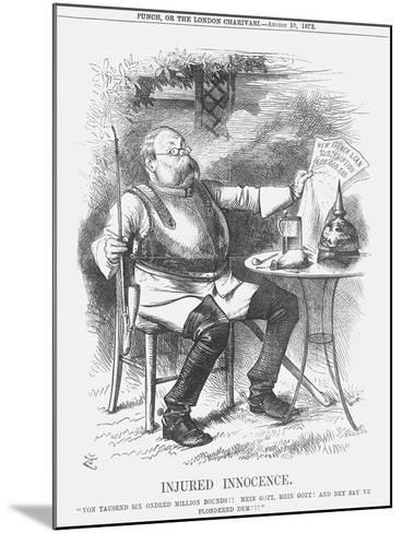 Injured Innocence, 1872-Joseph Swain-Mounted Giclee Print