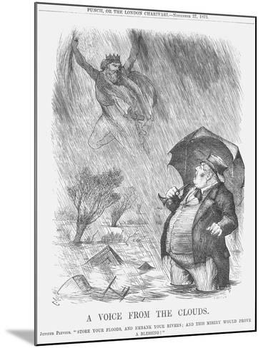 A Voice from the Clouds, 1875-Joseph Swain-Mounted Giclee Print