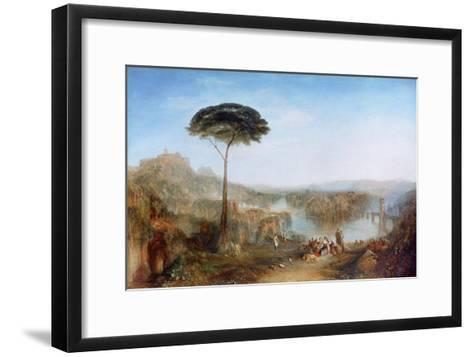 Childe Harold's Pilgrimage, Italy, 1832-J^ M^ W^ Turner-Framed Art Print