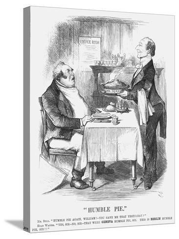 Humble Pie, 1872-Joseph Swain-Stretched Canvas Print