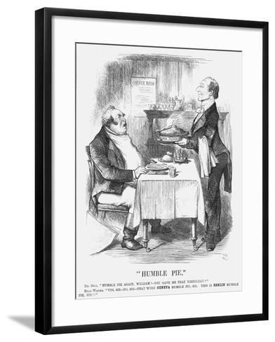 Humble Pie, 1872-Joseph Swain-Framed Art Print