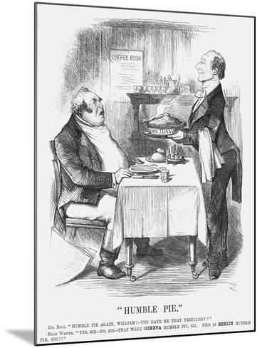 Humble Pie, 1872-Joseph Swain-Mounted Giclee Print
