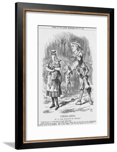 Consol-Ation, 1888-Joseph Swain-Framed Art Print