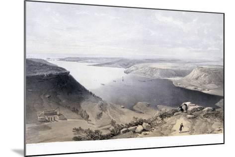 The North Side of the Harbour at Sebastopol, 22 June 1855-Jonathan Needham-Mounted Giclee Print