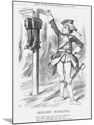 Benjamin Bombastes, 1877-Joseph Swain-Mounted Giclee Print