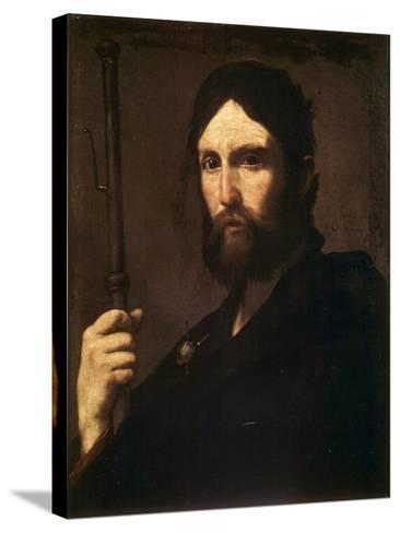 The Apostle Saint James the Great, C1630-C1635-Jusepe de Ribera-Stretched Canvas Print