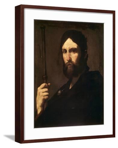 The Apostle Saint James the Great, C1630-C1635-Jusepe de Ribera-Framed Art Print