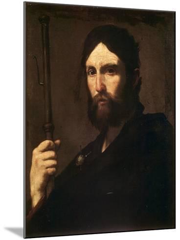 The Apostle Saint James the Great, C1630-C1635-Jusepe de Ribera-Mounted Giclee Print