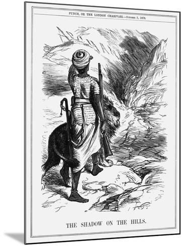 The Shadow on the Hills, 1878-Joseph Swain-Mounted Giclee Print