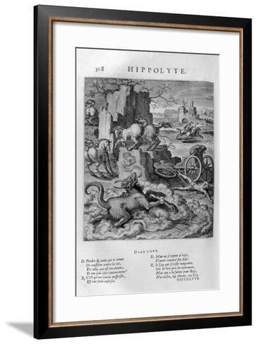 Hippolytus, 1615-Leonard Gaultier-Framed Art Print