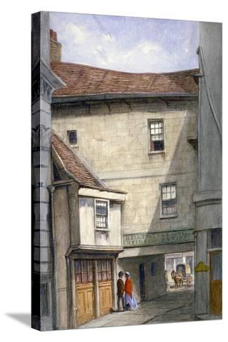 Bell Tavern, Addle Hill, London, 1868-JT Wilson-Stretched Canvas Print