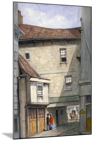 Bell Tavern, Addle Hill, London, 1868-JT Wilson-Mounted Giclee Print