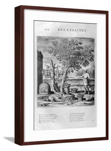 Les Etreines, 1615-Leonard Gaultier-Framed Art Print