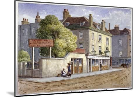 Old Goat and Compasses Inn, Marylebone Road, London, 1868-JT Wilson-Mounted Giclee Print