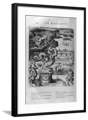 La Naissance, 1615-Leonard Gaultier-Framed Art Print